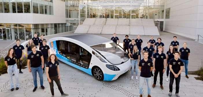 Stella Vita: la autocaravana más ecológica del mundo llega a Madrid